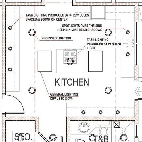 lighting plan for kitchen lighting kitchen lighting 7058