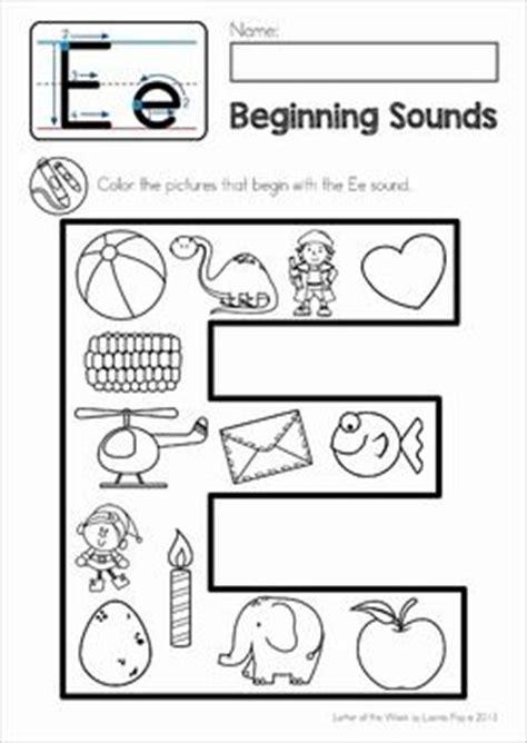 phonics letter of the week e the teacher s place alphabet phonics phonics worksheets