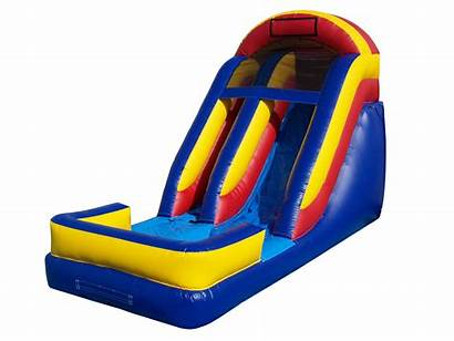 Slide Inflatable Clipart Water Clip Bouncy Giant
