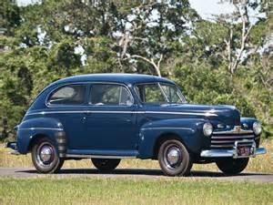 1946 Ford Super Deluxe Sedan