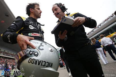 Daniel Ricciardo Renault Shanghai International Circuit