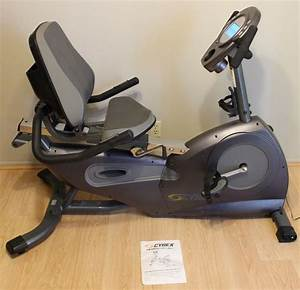 Cybex Cr350 Recumbent Bike Manual