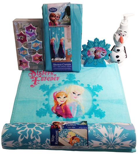 Disney Frozen Bathroom Set by Business Towels As Gifts