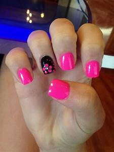Cute & Easy Nail Designs for Spring - Nail Art Designs 2017