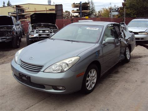 lexus coupe 2003 2003 lexus es300 4 door sedan 3 0l at color gray stk