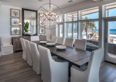 coastal dining room florida house for home bunch interior design Modern