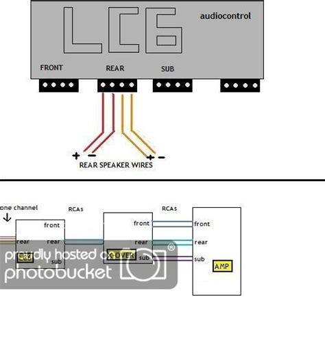 line output converter 3 way question help car audio diymobileaudio car