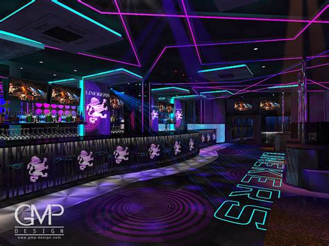 Commercial Nightclub Design & Renovation Plans UK London