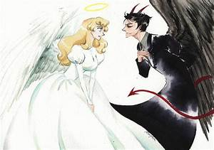 Angel And Devil Love Anime | www.pixshark.com - Images ...