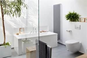 Badgestaltung Mit Pflanzen : badezimmer ideen f r die badgestaltung sch ner wohnen ~ Markanthonyermac.com Haus und Dekorationen