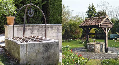 un puits au jardin comment faire mon jardin ma maison