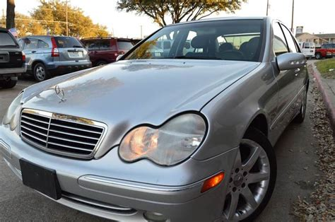 Compare > build & price >. 2003 Mercedes-Benz C-Class C230 Kompressor 4dr Sedan In Dallas TX - E-Auto Groups