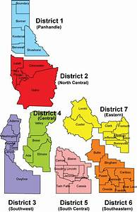 Health Districts