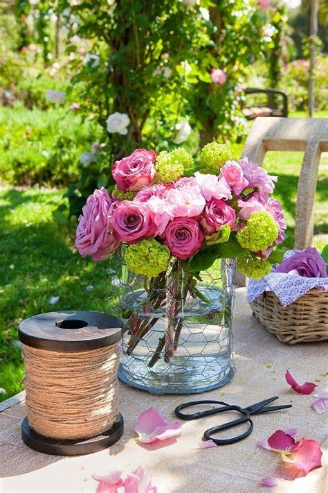 INSPIRACION EN PRIMAVERA Flores bonitas Arreglos de