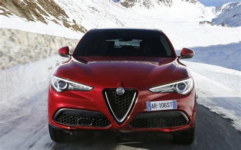 2017 Alfa Romeo Stelvio Q4 Suv
