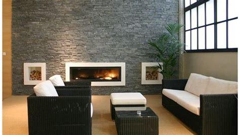 mur en ardoise interieur brique parement deco interieur moderne design de maison