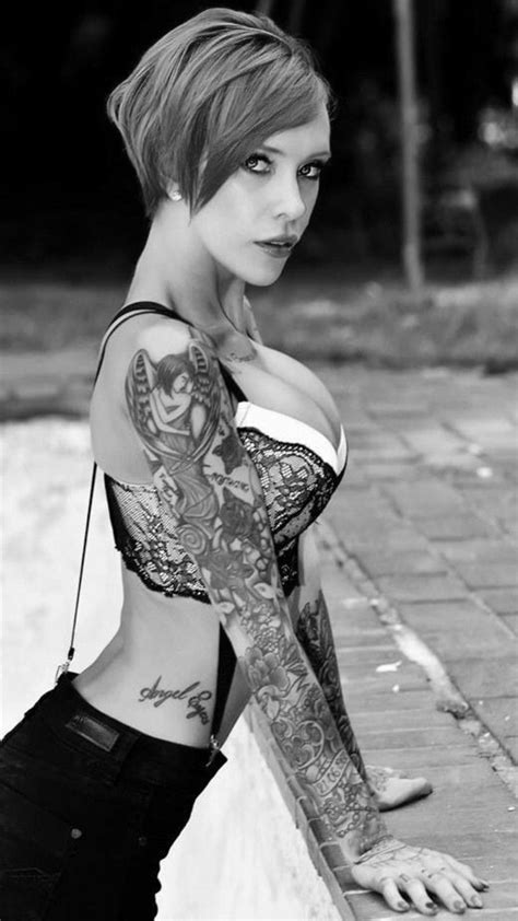 Lavernia D. | Girl tattoos, Tattoed girls, Beauty tattoos