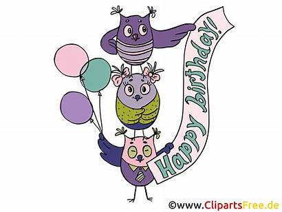 Birthday Graphics Clipart Grafika Urodzinowa Bursdag Gratis