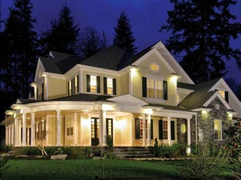 Modern Country Style Homes Lighting Homescornercom
