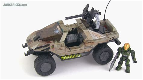 halo warthog mega bloks mega bloks halo exclusive warthog eva 39 s last stand edition
