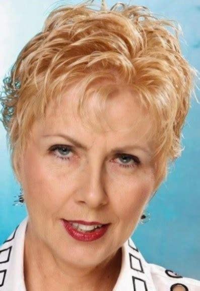 coiffure 2018 pour femme de 60 ans