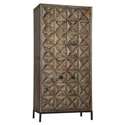 distressed kitchen cabinets designer armoires wardrobes eclectic armoires 6790