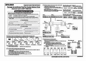 Mitsubishi Free Plan System Parts Air Conditioner