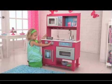 kidkraft kinderküche kidkraft kinderküche gracie aus holz spielküche 53277 pinkgraciekitchen