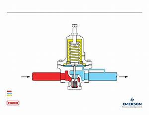 Emerson Mr95 Series Pressure Reducing Regulators Drawings