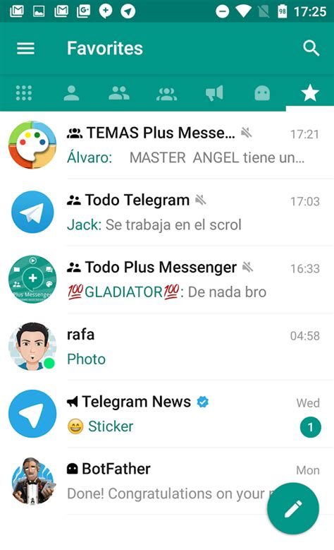 plus messenger android apps on play