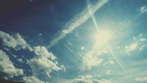 Clouds Sky Timelapse 360 ° (4k Ultrahd)