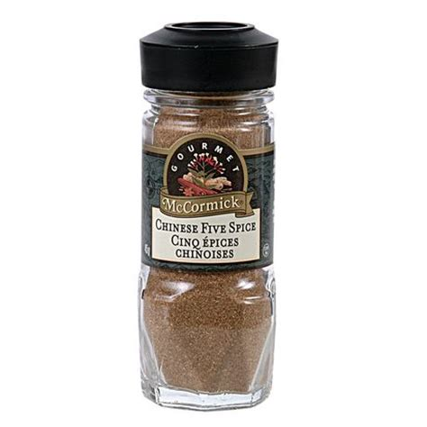 five spice mccormick gourmet chinese five spices walmart canada