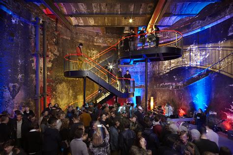 Arch Garden Centre Edmonton by Tate Harmer Turns Brunel S Shaft Into Underground Venue
