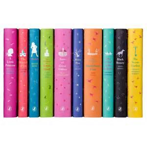 leather photo book a colorful puffin classics book set juniper books