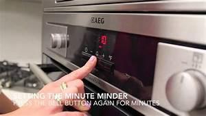 Aeg Bp5023001m Oven