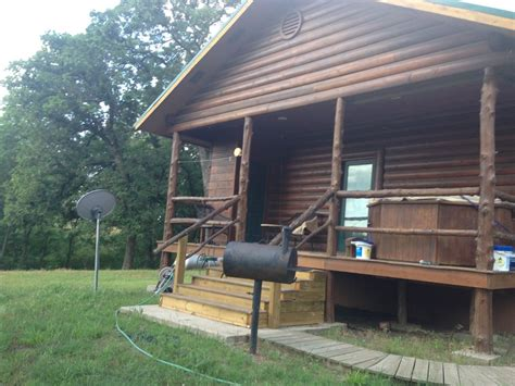 turner falls cabin rentals log home w pool to vrbo
