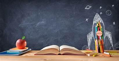 Classroom Chalkboard Teachers Stationary