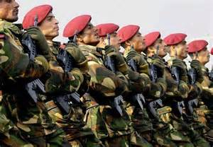 Indian Army Parachute Regiment