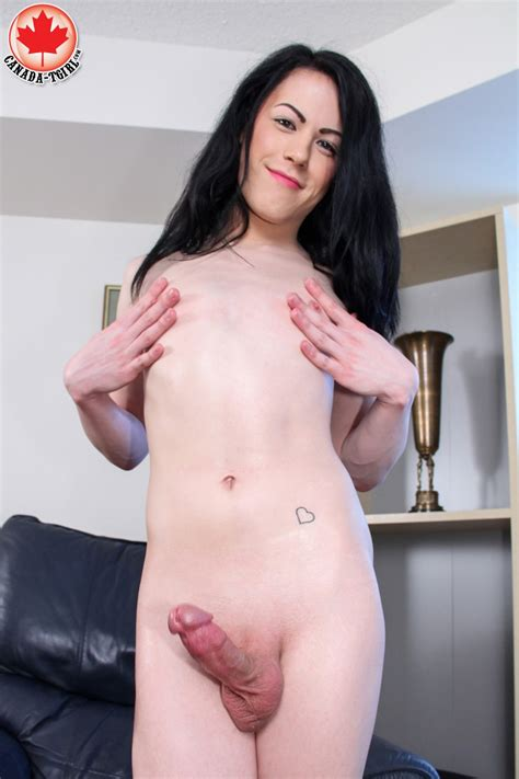 Study Time With Canadian Tgirl Blair Ryder On Canada-Tgirl!
