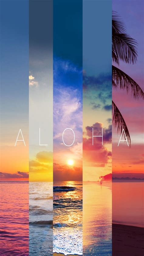 Summer Wallpapers Iphone by Aloha Summer Stripes Iphone 5 Wallpaper Iphone