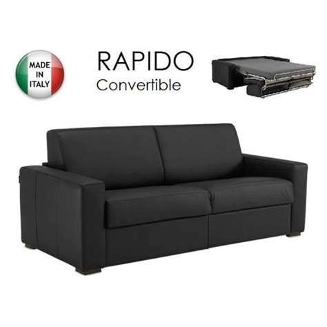 canap convertible ubaldi canape convertible couchage quotidien 140x200
