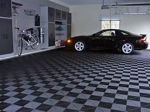 20+ Garage Flooring Tile Designs, Ideas Design Trends