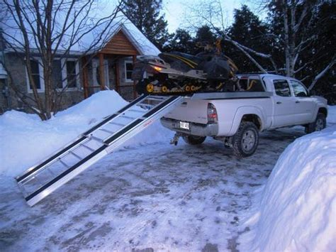 Single Sled Deck by Single Sled Deck On Tacoma Need Lighting Info Snowest