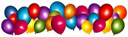 Balloons Transparent Colorful Clipart Mezze Clipar Yopriceville