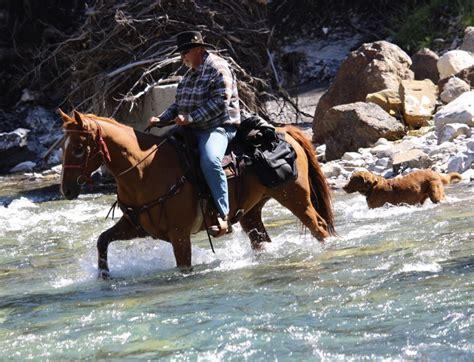 kananaskis horseback pearson warren country courtesy experience