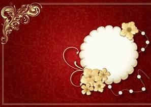 creative of marriage invitation card design doc wedding