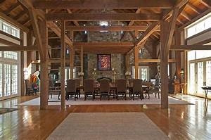 luxury defined presents the iconic new england barn With barn builders nh