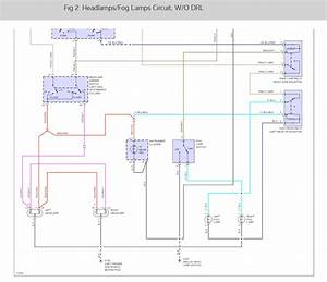 Headlight Wiring Diagram  Hi  I Have A 1995 Jeep Cherokee