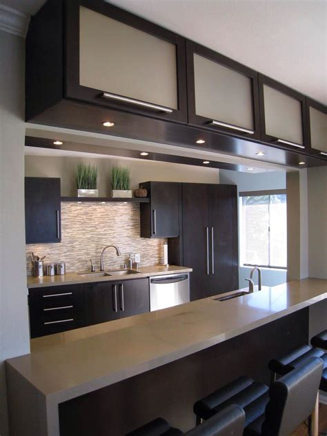 Design Modern Kitchen by Contemporary Kitchen Cabinets For A Posh And Sleek Finish
