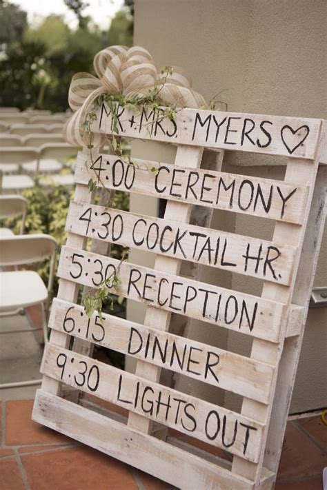 Best 25 Wedding Pallet Signs Ideas On Pinterest Pallet